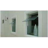 Janelas de Vidro Temperado Preço em Itaquera