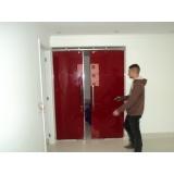 Porta Correr de Vidro Temperado na Vila Medeiros
