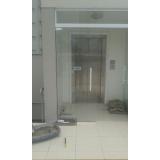 Porta de Vidro de Correr Preço em Sapopemba
