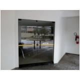 Porta de Vidro Temperado Preço na Barra Funda