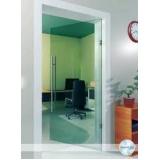 Porta de Vidro Temperado Preço na Casa Verde