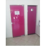 Porta de Vidro Temperado Preço no Jabaquara
