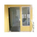 Porta de Vidro valor na Vila Maria