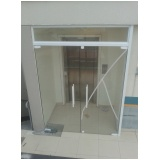 Portas de Correr de Vidro na Vila Formosa