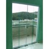 Preços de Porta de Vidro na Casa Verde