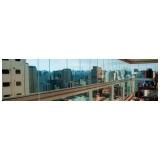 Sacadas de Vidro preço no Itaim Bibi