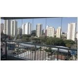 Sacadas Vidro preço na Vila Gustavo