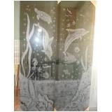 Vidro Box valor em Aricanduva