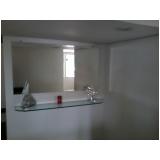 Vidros e espelhos valores na Casa Verde