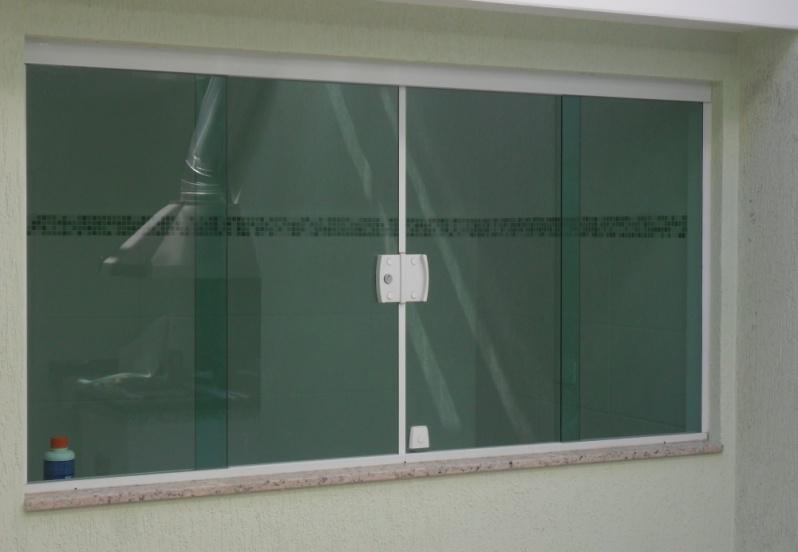 Valor de Janela de Vidro em Pinheiros - Janelas de Vidro Preços