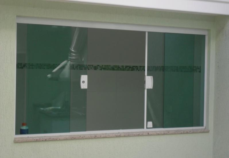 Valor de Janelas de Vidro em Ermelino Matarazzo - Janelas de Vidro Temperado Preço