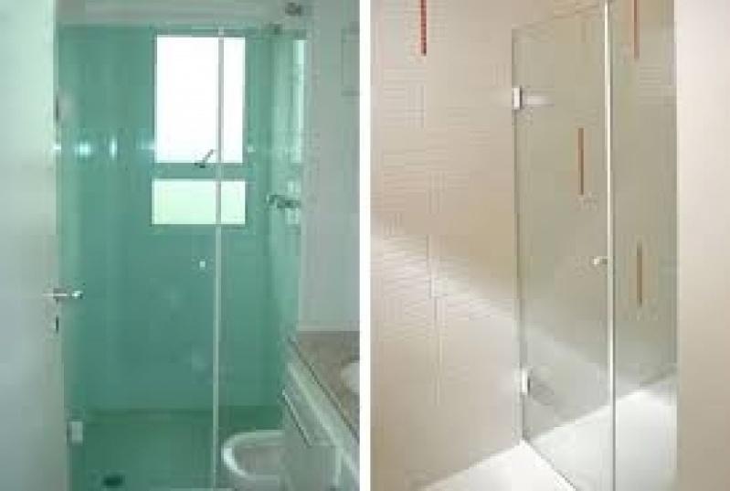 Vidro Box Valor no Alto da Lapa - Box de Banheiro Preço