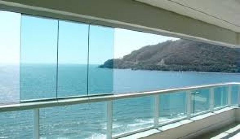 Vidro Fechamento de Sacada em Engenheiro Goulart - Fechamento de Sacadas com Vidros