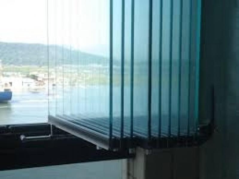 Vidro Fechamento de Sacada Preços na Vila Sônia - Fechamento de Sacadas com Vidro