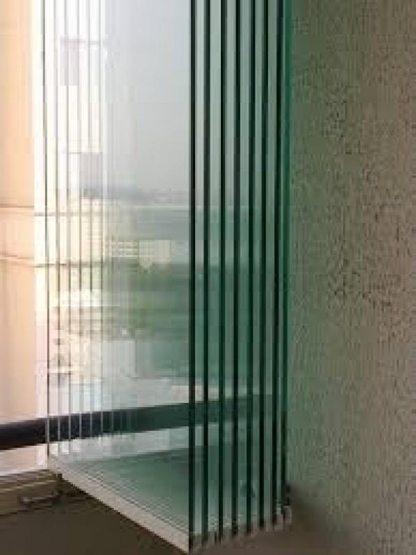 Vidro Fechamento de Sacada Valores na Ponte Rasa - Fechamento Sacada Vidro Preço