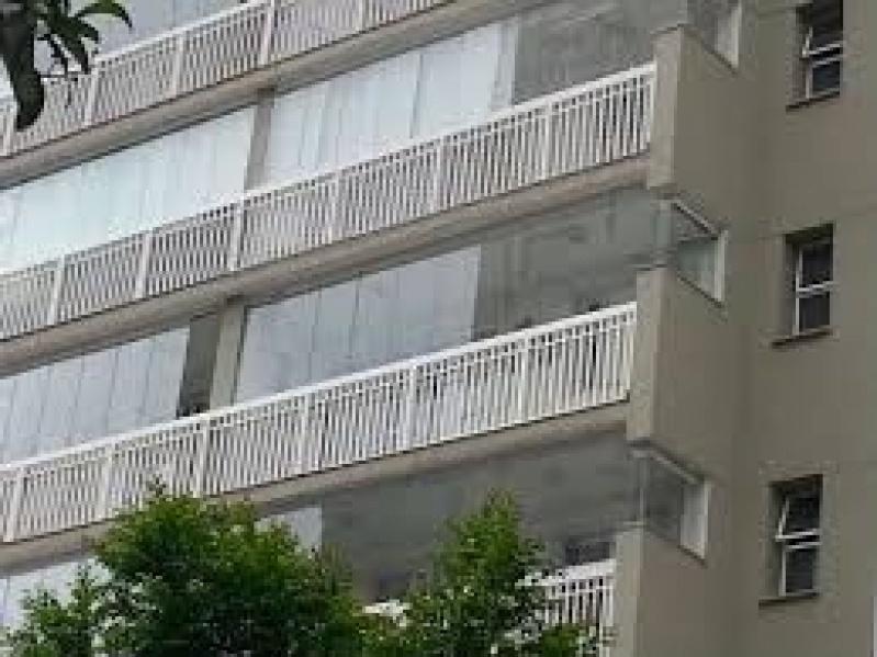 Vidro na Sacada Valores na Vila Carrão - Sacada Vidro