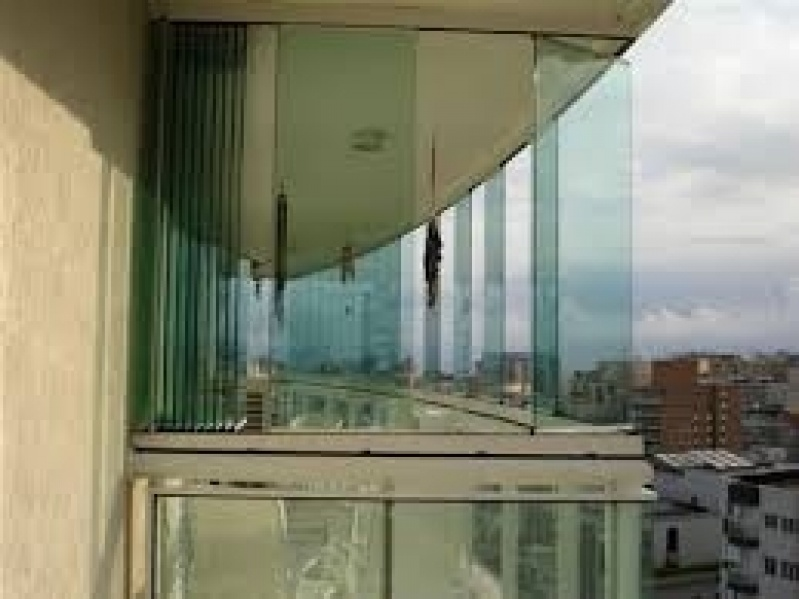 Vidro para Sacada Preço na Vila Guilherme - Sacadas de Vidro