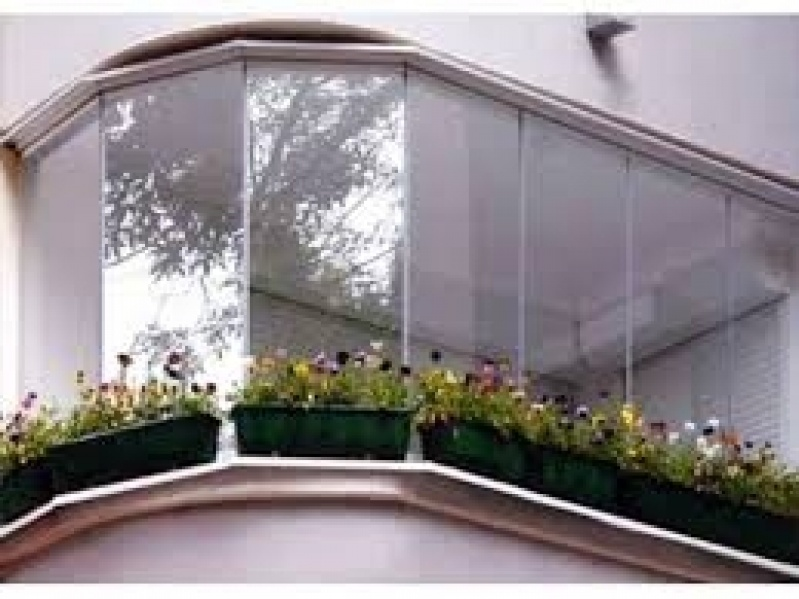 Vidro para Sacada Preço no Jardim Paulista - Sacada com Vidro