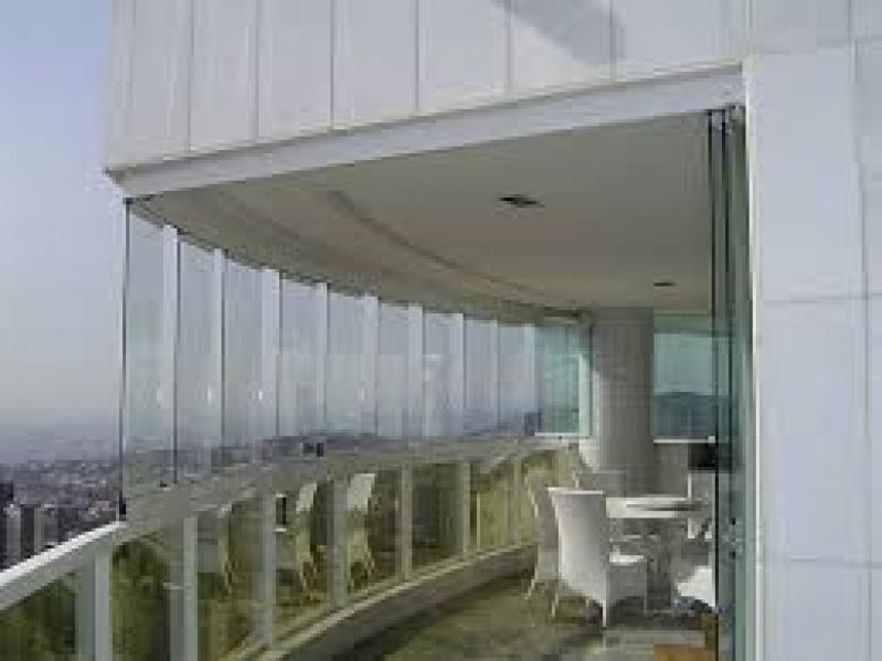 Vidro para Sacada Valor em Jaçanã - Sacada Glass