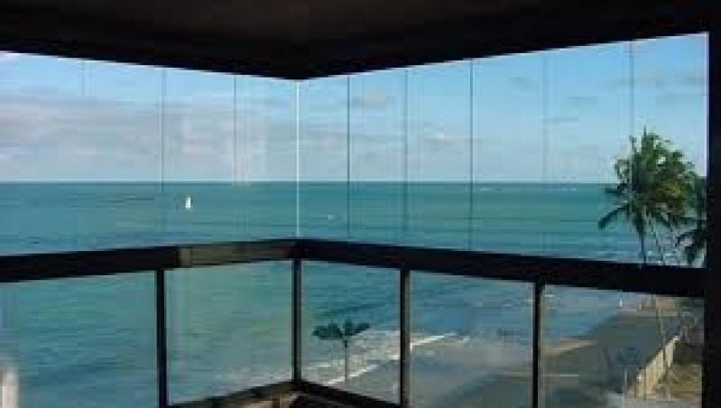 Vidro para Sacada Valores na Vila Esperança - Vidros Sacadas