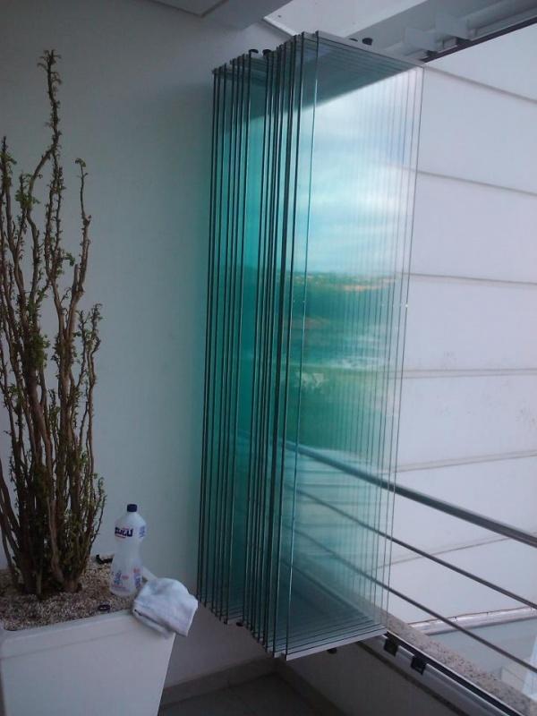Vidro para Sacadas no Morumbi - Vidros para Sacadas