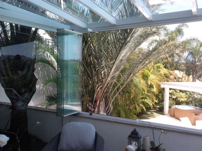 Vidros em Sacadas no Jardim América - Sacada com Vidro