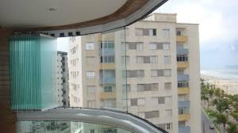 Vidros para Sacadas Preços na Vila Gustavo - Sacada Fechada com Vidro