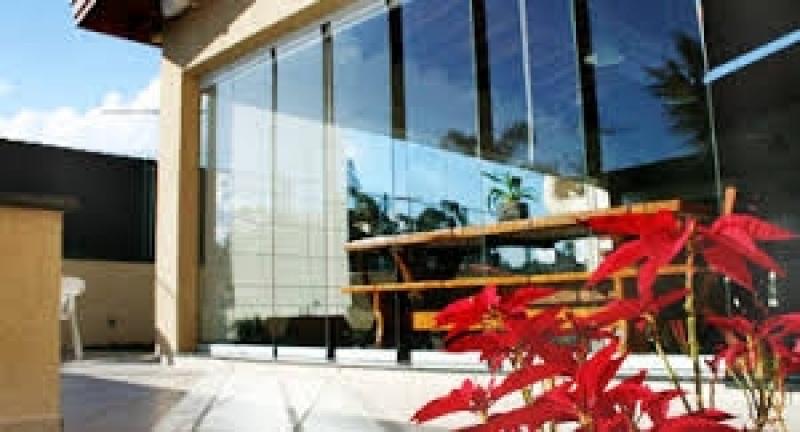Vidros Sacada Valor na Vila Sônia - Fechar Sacada com Vidro